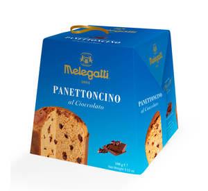 Melegatti Panettoncino Al Cioccolato 100g
