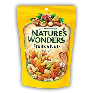 Natures Wonders Fruits & Nuts 130g