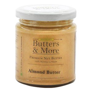 No Dough Roasted Almond Butter 200g