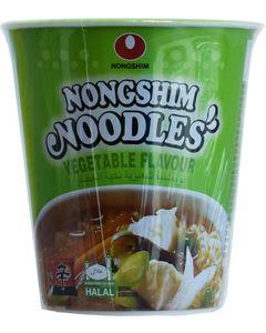 Nongshim Cup Noodles Vegetable 65g