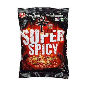 Nongshim Shin Red Super Spicy 120g