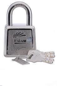 Pad Lock Blister 20mm
