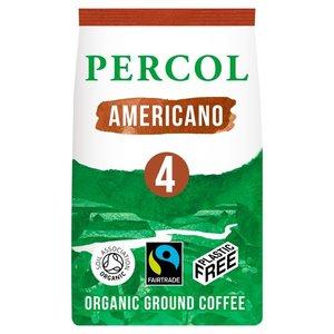 Percol 4 Rich Americano Coffee 200g