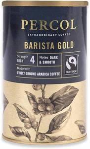Percol Barista Gold Coffee 100g