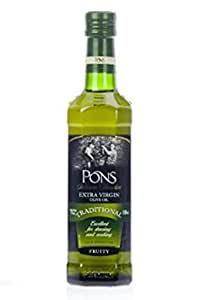 Pons Extra Virgin Olive Oil 250ml