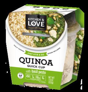 Quinoa Basil Pesto 225g