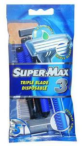 Super Max Razor AT160 3 Blade 3pcs