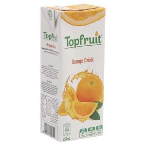 Top Fruit Orange Drink 250ml