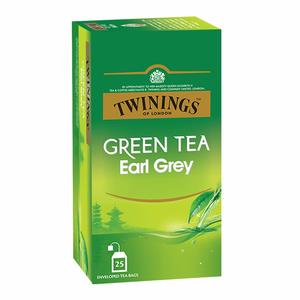 Twinings Green Tea Ginger 25s