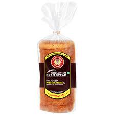 Wb High Fiber Bran Bread 300g