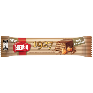 Nestle 1927 Wafer Covered In Milk Chocolate 30.5g