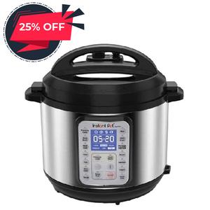 Instant Pot Duo Plus Electric Pressure Cooker 6Qt 1pc