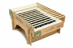 Casus Grills Instant Biodegradable Grill 1pc