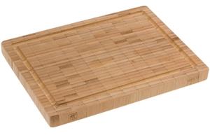 Zwilling Kitchen Bamboo Cutting Board 25x18.5x2cm 1pc