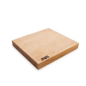 John Boos Anniversary Board 43x30.5x4.5cm Maple 1pc