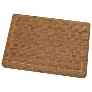 Zwilling Kitchen Bamboo Cutting Board 36x25x3cm 1pc
