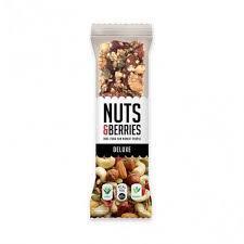 Nuts & Berries Deluxe Organic Fruit Bar 40g