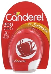 Canderel Sucralose Tabs Sweetener 300s