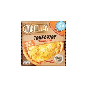 Goodfellas Takeaway Cheese Pizza 555g