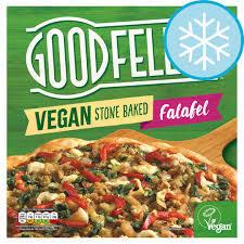Goodfellas Stonebaked Vegan Falafel Pizza 377g
