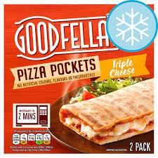 Goodfellas Pockets Triple Cheese Pizza 250g