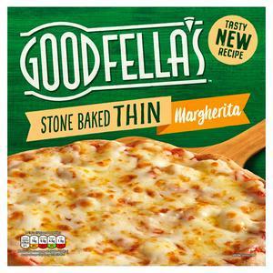 Goodfellas Stonebaked Thin Margherita Pizza 345g