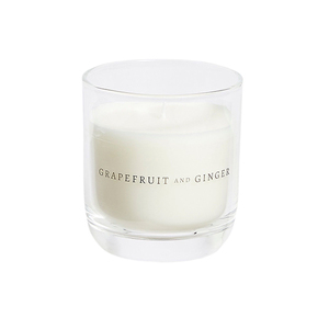 Grapefruit & Ginger Candle Yellow 1pc