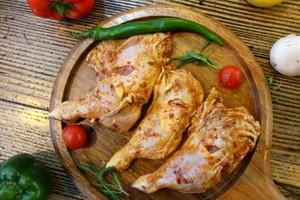 Fresh Chicken Legs Tomato Classic Marinated 500g