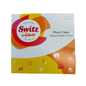 Switz Plum Cake 450g