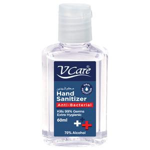 V Care Hand Sanitizer Gel 2x60ml