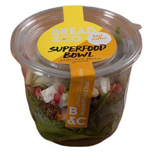 Super Food Bowl Salad 1bowl