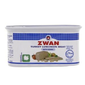 Zwan Luncheon Turkey Meat 200g