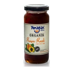 Yenigun Organic Apricot Jam 290g