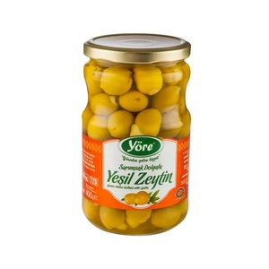Yore green Olives Stuffed With Garlic 690g