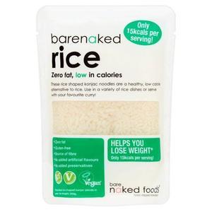 Barenaked Vegan Rice 380g
