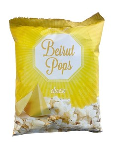 Beirut Pops Cheese 40g