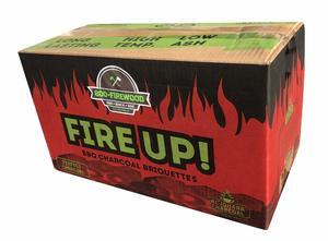Fireup Tube Briquets 10kg