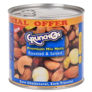 Crunchos Premium Mix Nuts 200g