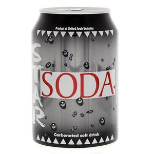 Star Soda Water Drinks 6X330ml