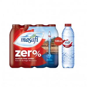Masafi Zero Water 12X500ml