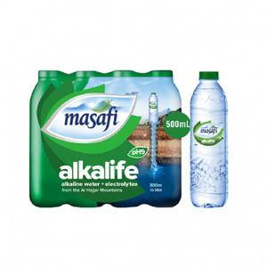 Masafi Alkalife Water 12X500ml