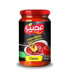 Ajeeb Pasta Sauce Plain 2X360g