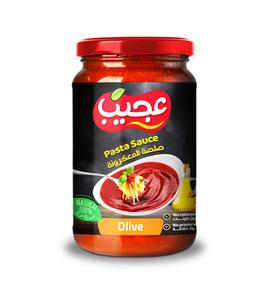 Ajeeb Pasta Sauce Olives 2X360g