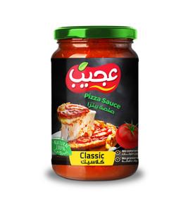 Ajeeb Pizza Sauce Classic 2X360g