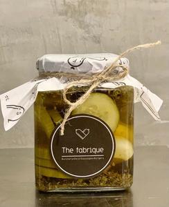 Artisanal Handmade Pickled Cucumber 1pack