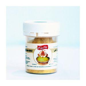 Fiesta Pearl Powder Color Gold 5g 1pc