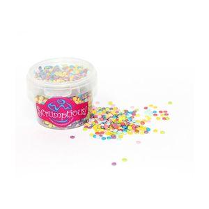 Scrumptious Glimmer Confetti Rainbow Mix 70g 1pc