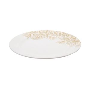 Central Japanese Dinner Plate 1pc