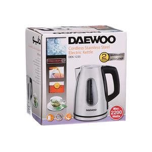 Daewoo Kettle Cordless DEK1235 pc
