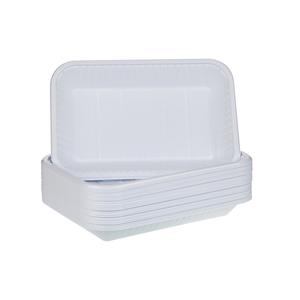 Fun Rectangular Plastic Tray No.3 1kg